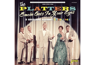 The Platters - Smoke Gets In Your Eyes - (CD)