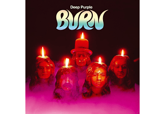 Deep Purple Burn Βινύλιο