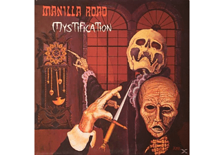 Manilla Road - Mystification - (CD)