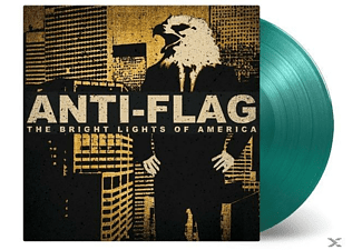 Anti-Flag - Bright Lights Of America (Transpare [Vinyl]