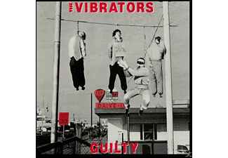 The Vibrators - Guilty - (Vinyl)