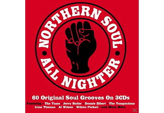 VARIOUS - Northern Soul All Nighter - (CD)