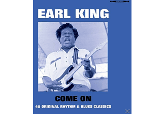 Earl King - Come On - (CD)