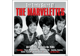 The Marvelettes - The Tamla Sound Of - (CD)