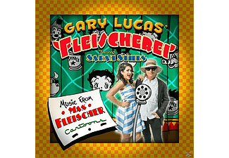 Lucas' Fleischerei,Gary/Stiles,Sarah - Music From Max Fleischer Cartoons [CD]
