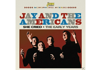 Jay And The Americans - She Cried - (CD)