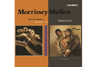 Morrissey/Mullen - Life On The Wire & It's About Time [CD]