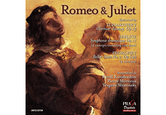Moscow Philharmonic Orchestra - Romeo & Juliet - (SACD Hybrid)