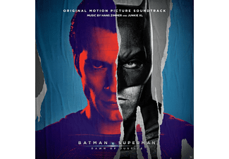 Hans Zimmer, Junkie Xl - Batman V Superman:Dawn Of Justice/Ost/Deluxe Ed. [CD]