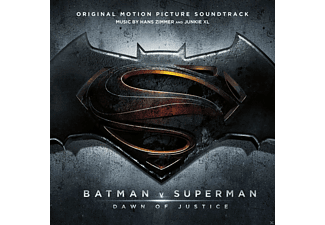 Hans Zimmer - Batman V Superman: Dawn Of Justice/Ost [CD]