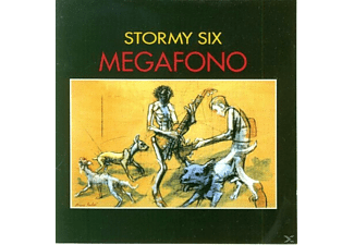 Stormy Mix - Megafono-Live 1976-1982 - (CD)