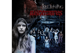 Burning - Nightmares - (CD)