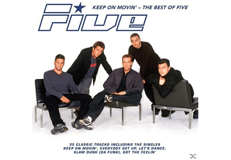 Five - Keep On Movin'- The Best Of Five - (CD)