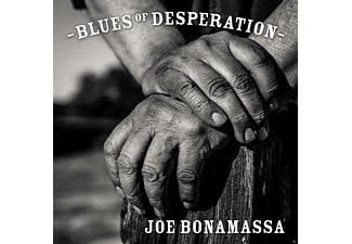Joe Bonamassa - Blues Of Desperation | CD