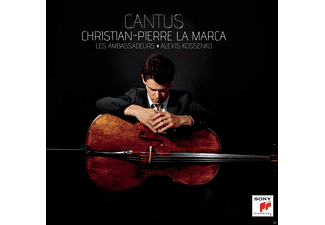 Christian-Pierre La Marca - Cantus - (CD)