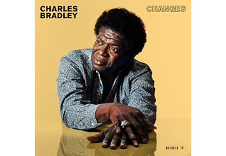 Charles Bradley - Changes - (CD)