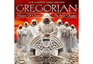 Gregorian - Masters Of Chant - Masters Of Chant X-The Final Chapter(Tour-Edition) - (CD)