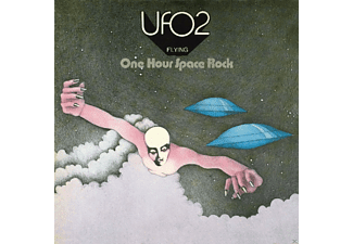 UFO - UFO 2 - Flying - One Hour Space Rock (CD)