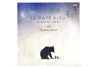 Le Cafe Bleu International - Tells Bedtime Stories [CD]