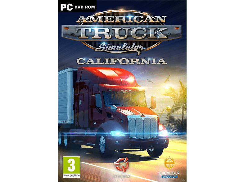 American Truck Simulator: California gaming   offline pc παιχνίδια pc gaming games pc games