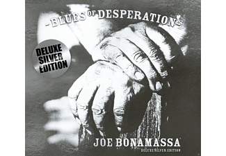 Joe Bonamassa - Blues Of Desperation (Limited Deluxe Silver Edition) | CD