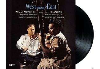 VARIOUS, Yehudi Menuhin - West Meets East - (Vinyl)