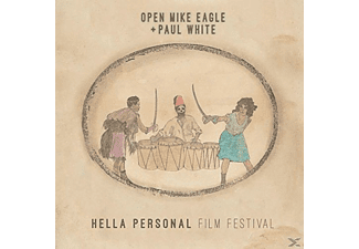 Open Mike Eagle & Paul White - Hella Personal Film Festival [CD]