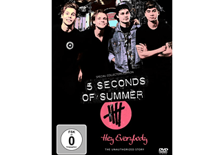 5 Seconds Of Summer - Hey Everybody - (DVD)