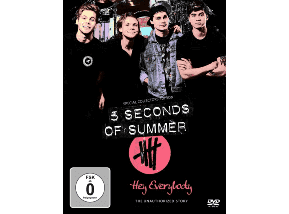 5 Seconds Of Summer - Hey Everybody [DVD]