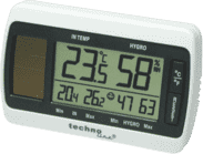 WS 7007 Solar-Thermometer/Hygrometer