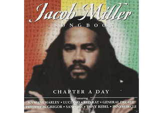 Jacob Miller - Chapter A Day [CD]