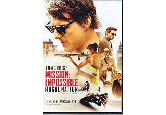 Mission Impossible: Rogue Nation DVD