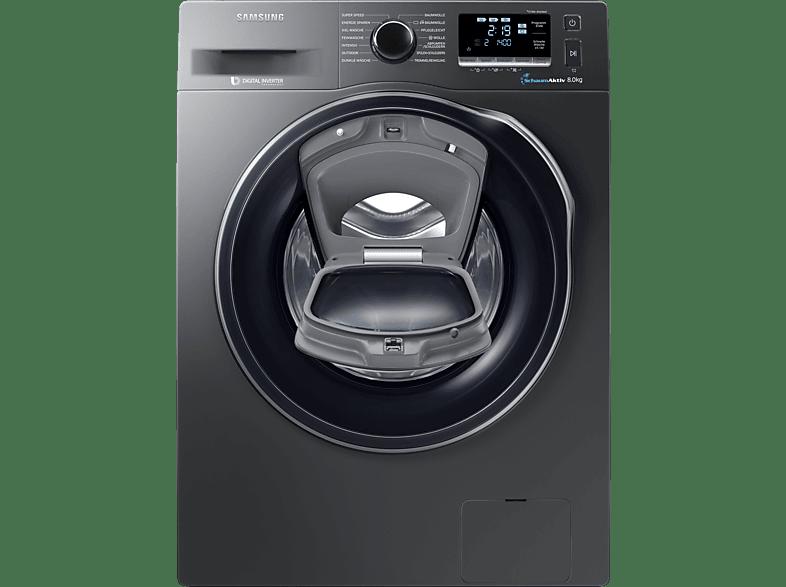 samsung ww80k5400ww eg waschmaschine fl a 116 kwh. Black Bedroom Furniture Sets. Home Design Ideas