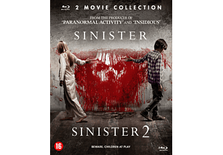 Sinister 1 + 2 | Blu-ray