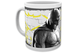 Batman vs Superman Tasse Wanted