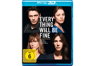 Every Thing Will Be Fine [3D Blu-ray (+2D)]