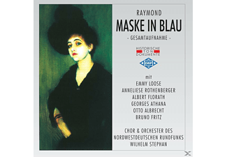 F. & VARIOUS Raymond - Maske In Blau [CD]