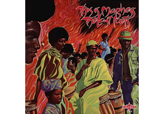 The Last Poets -  This Is Madness [CD]