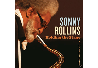 Sonny Rollins - Holding The Stage (Road Shows, Vol.4) - (CD)