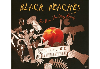Black Peaches - Get Down You Dirty Rascals [CD]