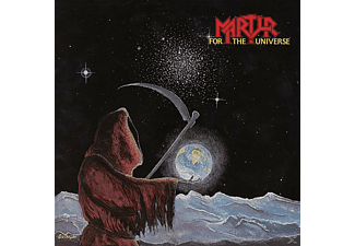 Martyr - For The Universe (Ltd.Blood Red Vinyl) - (Vinyl)