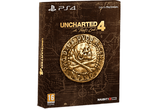 Uncharted 4: Το Τέλος ενός Κλέφτη (Special Edition) PS4