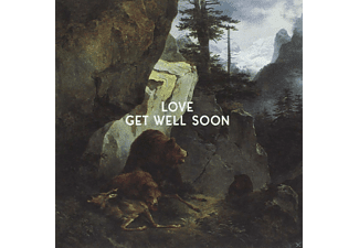 Get Well Soon - Love [CD]