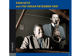 Stan Getz - Stan Getz And The Oscar Peterson Trio [CD]