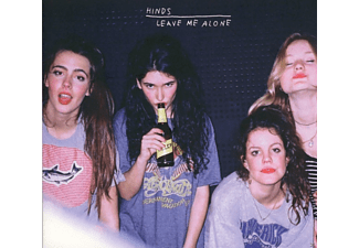 Hinds - Leave Me Alone - (CD)