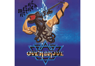Overdrive - Metal Attack (Ltd.Clear Vinyl) [Vinyl]
