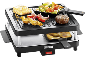 princess 16234401 raclette grill media markt online v s rl s. Black Bedroom Furniture Sets. Home Design Ideas