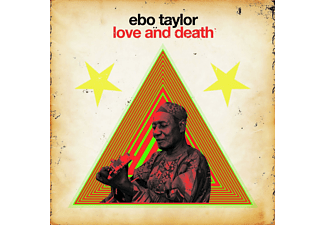 Ebo Taylor - Love And Death - (Vinyl)