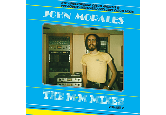 John Morales - The M+M Mixes Vol.2 - (Vinyl)
