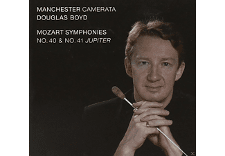 Manchester Camerata - Mozart: Symphonies No. 41 And 42 - Jupiter [CD]